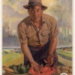 World War II poster, 1942  National Archives, Records of the Secretary of Agriculture