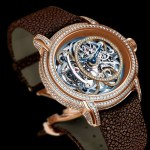 An Audemars Piguet Millenary Chalcedony Tourbillon - now that's a mouthful...