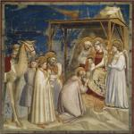 Adoration of the Magi, by Giotto - 1304-1306