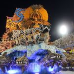 It's going to be a wild World Cup in 2014!  ---- Parade of the samba school Unidos de Vila Isabel, in the parade of samba schools in Rio de Janeiro (Brazil, 2012).  (photo credit to Agência Brasil)