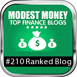 ModestMoney.com Top Finance Blogs